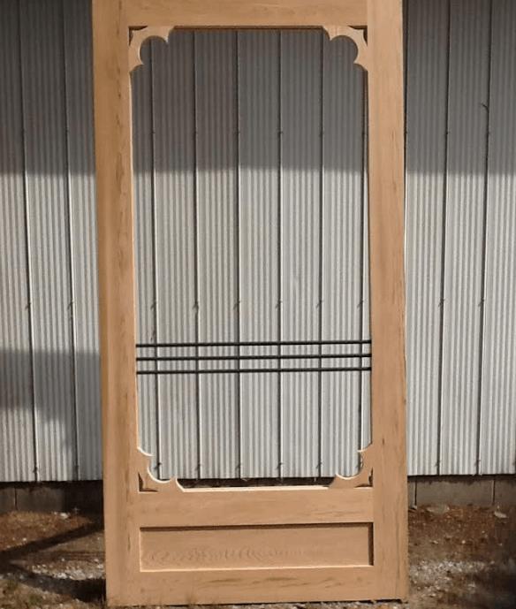camwood door