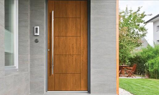 MasterGrain c500 door